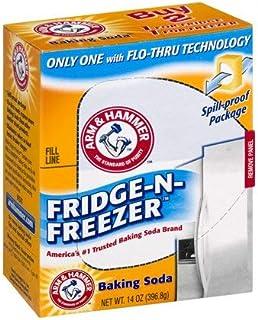 Arm & Hammer Baking Soda Fridge-N-Freezer, 14 oz (4 Pack)