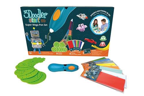 3 Doodler 62112 – Start Pack Super Mega Set - 2