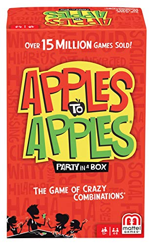 Mattel Games Apples to Apples Party Box - FFP