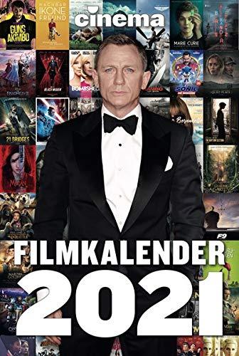 CINEMA Filmkalender 2021: Der große CINEMA Filmplakatkalender 2021