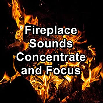 Fireplace Sounds Concentrate and Focus