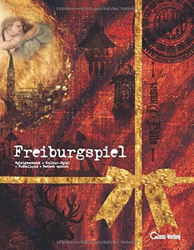 Freiburgspiel - Spielgeschenk + Kultur-Spiel + Fußballquiz + Badisch spielen: Spielesammlung mit digitalen Medien für die ganze Familie (Addbooks)