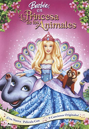 Barbie en La princesa de los animales (Barbie as the island prin [DVD]