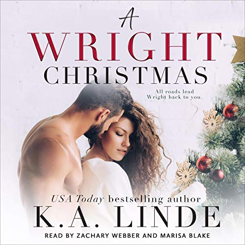 A Wright Christmas Audiobook By K. A. Linde cover art