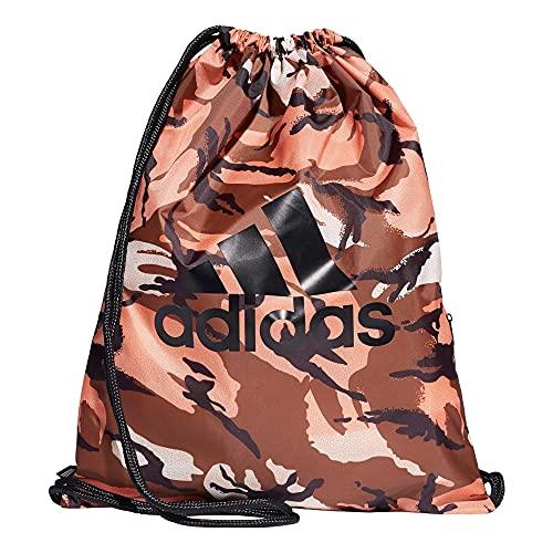 adidas SP Gymsack G Gym Sack, Hazy Copper/Wild Brown/Black, NS Men