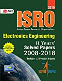 ISRO Electronics Engineering - Previous Years' Solved Papers (2008-2018)