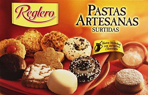 Reglero Pastas Artesanas Surtidas, 400g