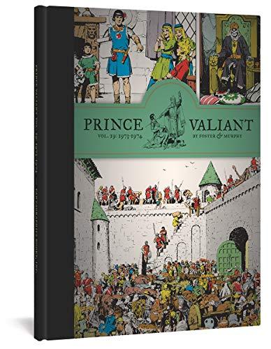 Prince Valiant Vol. 19: 1973-1974: 0