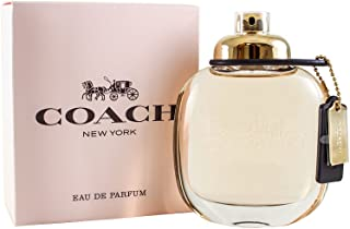 Coach New York The Fragrance Eau de Parfum Spray, 3 Fl Oz