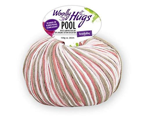 100 g zwembad - kleur: 83 - zalmkleur - perfect voor het plannen van zwembaden