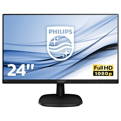 Philips V-line 243V7QJABF - LED monitor - 24' (23.8' viewable) - 1920 x...