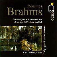 Clarinet Quintet Op. 115/Stri