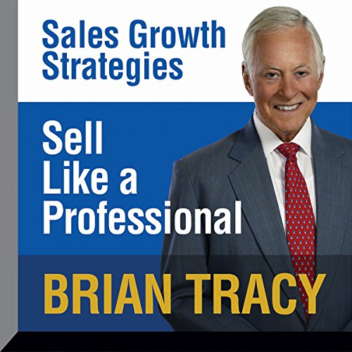 Sell Like a Professional audiobook cover art