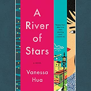 A River of Stars audiobook cover art