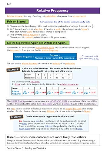 New KS3 Maths Complete Revision & Practice - Higher (with Online Edition) (CGP KS3 Maths)