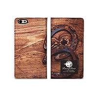 301-sanmaruichi- iPhone6s ケース iPhone6 ケース 手帳型 おしゃれ 競馬グッズ 蹄鉄 乗馬 馬 プリント デザイン シボ加工 高級PUレザー 手帳ケース ベルトなし