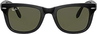 Ray-Ban - Folding Wayfarer Gafas de sol para Hombre