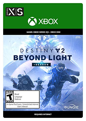 Destiny 2: Beyond Light + Season - Pre-Purchase, Xbox Series X [Digital Code]