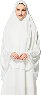 Cocohot Newest Casual Lady Muslim Vest Woman Long Solid Color Plain Hijabs