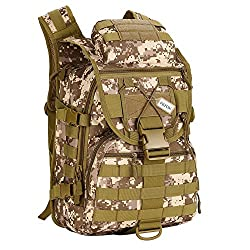 Pisfun Tactical Backpack 40L Survival Backpack