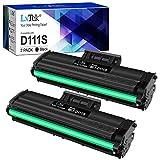 LxTek Compatible Reemplazo para Samsung MLT-D111S D111S Cartuchos de tóner para Samsung Xpress...