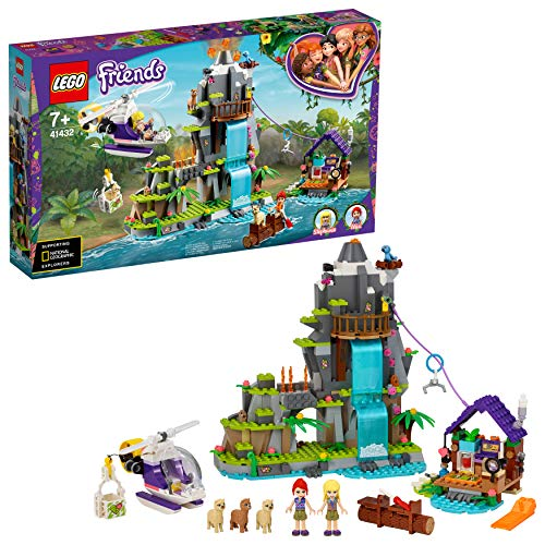 LEGO Friends Alpaka Rettung im Dschungel