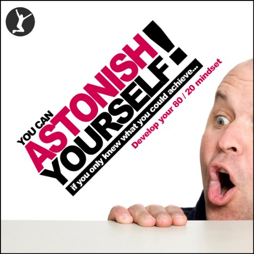 You Can Astonish Yourself cover art