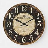 Unknow Paris - Reloj de hotel