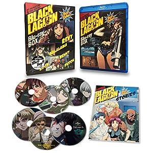 "BLACK LAGOON Blu-ray BOX"""