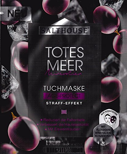 Salthouse Totes Meer Tuchmaske Age-Protect, 1 St
