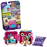 LEGO Friends Olivia's Gaming Cube 41667 Building Kit; Gaming Toy Friends Olivia; Makes a Great Gift for Creative Kids Who Love Mini-Doll Toys; New 2021 (64 Pieces)