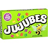 Jujubes Candy, 5.5 Ounce Theatre Box, Pack of 12