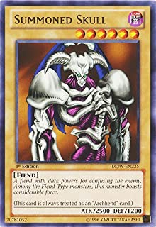 YU-GI-OH! - Summoned Skull (LCJW-EN235) - Legendary Collection 4: Joey's World - 1st Edition - Rare
