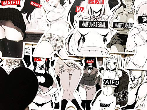 Pepe Tee Sexy Lewd AhegaO-Face Stickers Anime Decals for Cars Bikes Guitars Skateboards Stickers 30 Pcs