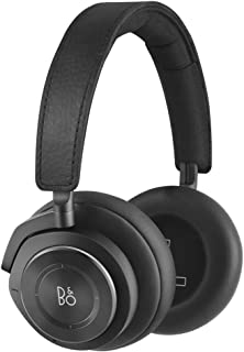 $500 » Bang & Olufsen Beoplay H9 3rd Gen Wireless Bluetooth Over-Ear Headphones - Active Noise Cancellation, Transparency Mode, Voice Assistant and Mic, Matte Black