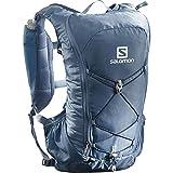 Salomon Agile 12 Set Chaleco 12L Unisexo 2x Soft Flasks Incluidas Trail Running Senderismo