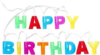 LEDMOMO Happy Birthday Lights - 51