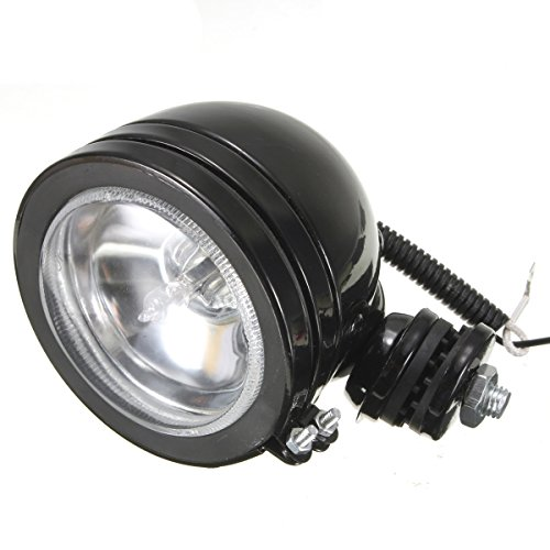 Alamor 12V 55W H3 Ampoule Spot Léger Brouillard Lampe De Travail pour ATV SUV-Noir