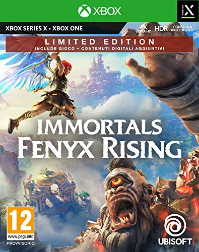 Immortals Fenyx Rising Limited Edition XBOX (Esclusiva Amazon.it)