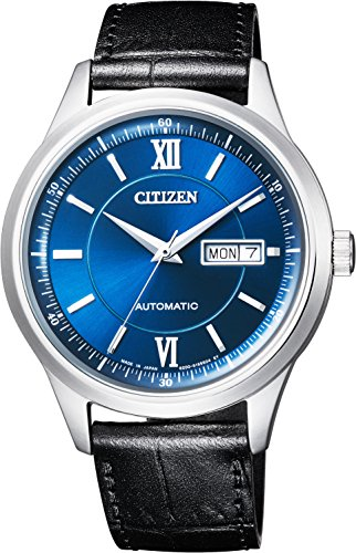 [シチズン]CITIZEN腕時計CITIZENCOLLECTIONシチズンコレクションメカニカルロイヤルブルーコレクションNY4050-03Lメンズ