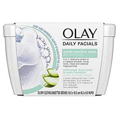 Olay Daily Sensitive Cleansing