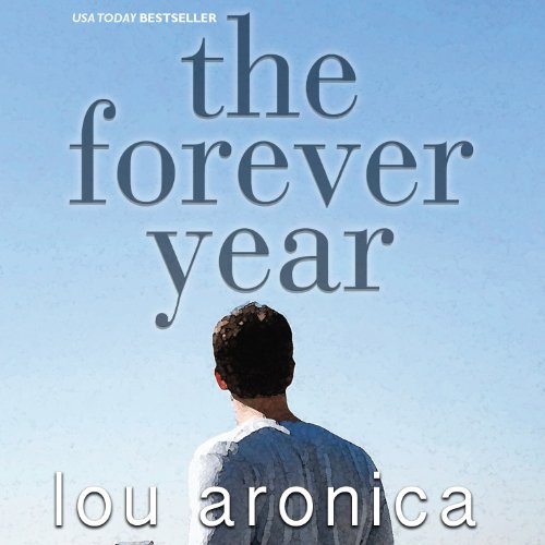 The Forever Year audiobook cover art