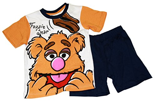 Disney Muppets Pyjama Shorty-Set - Fozzie Bear -128