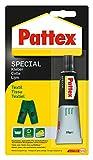 Pattex - PXST1 - Colle Spéciale Textile 20 g