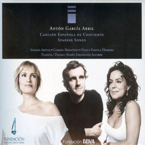 Antón García Abril: Canción Española de Concierto