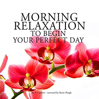 Morning relaxation to begin your perfect day cover art