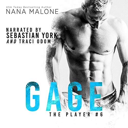 Gage Audiobook By Nana Malone cover art