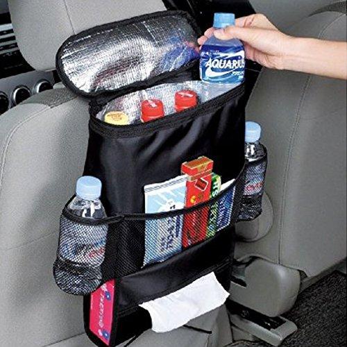 A-szcxtop Autositz Rückseite Ice Pack Tasche Isolierung Aufbewahrung Multifunktions Einlasskontrolle