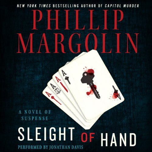 Sleight of Hand audiobook cover art