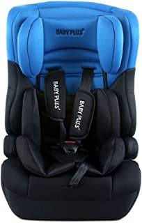 BABY PLUS Baby Car Seat and Carrycot, 44 x 28 x 66 cm - Blue, BP8100-BLUE